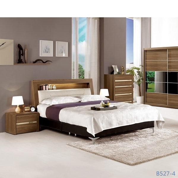 臥室家具-床組